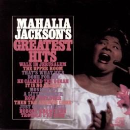 Mahalia Jackson Greatest Hits CD