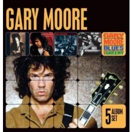 Gary Moore 5 Album Set CD5