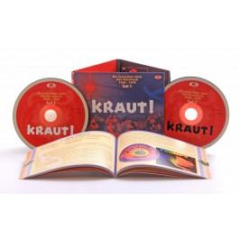 Various Artists Kraut 1968-1979 Vol.1 CD2