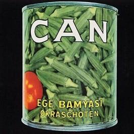 Can Ege Bamyasi Green Vinyl LP