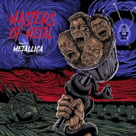 Various Artists Master Of Metal Tribute To Metallica LP