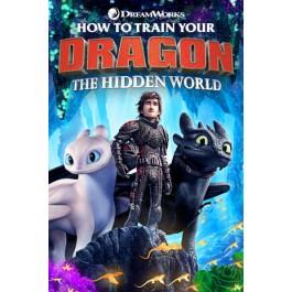 Dean Deblois Kako Izdresirati Zmaja Skriveni Svijet DVD