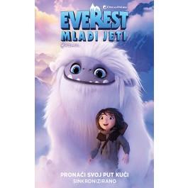 Jill Culton Todd Wilderman Everest Mladi Jeti DVD