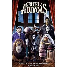 Greg Tiernan Conrad Vernon Obitelj Addams DVD