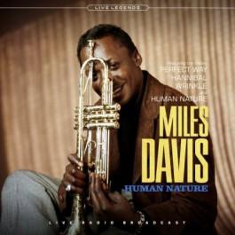 Miles Davis Human Nature Live, Grant Park Chicago 1990 LP