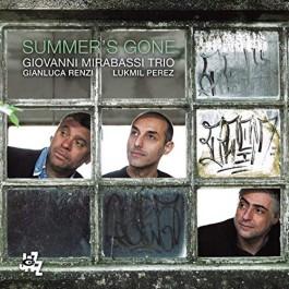 Giovani Mirabassi Trio Summers Gone CD