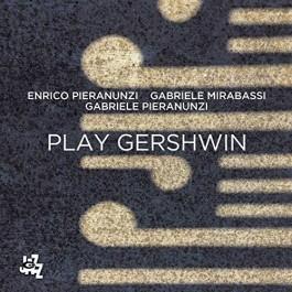Enrico Pieranunzi Gabriele Mirabassi Play Gershwin CD