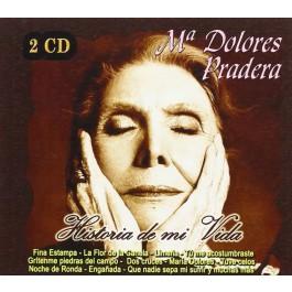Maria Dolores Pradera Historia De Mi Vida CD2