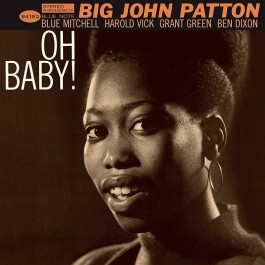 John Patton Oh Baby LP