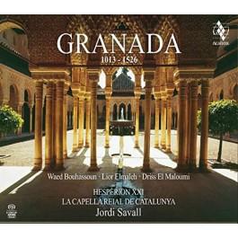 Hesparion Xxi Jordi Savall Granada 1013-1502 SACD