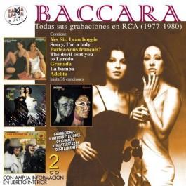 Baccara Todas Sus Grabaciones En Rca 1977-1980 CD2