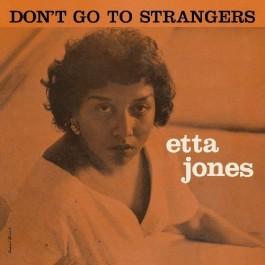 Etta Jones Dont Go To Strangers CD