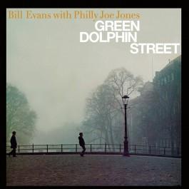 Bill Evans With Philly Joe Jones Green Dolphin Street Green Vinyl LP