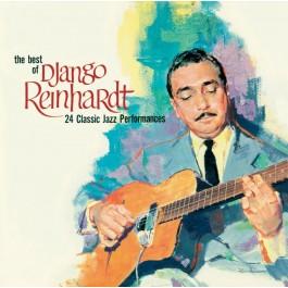 Django Reinhardt The Best Of CD
