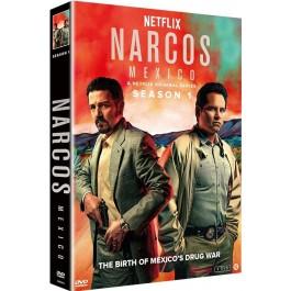 Tv Series Narcos Mexico Season 1 Nema Hr Podnaslova DVD3