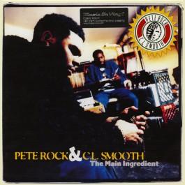 Pete Rock & Cl Smooth Main Ingredient LP