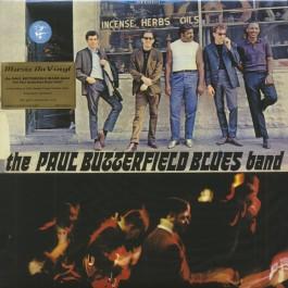 Paul Butterfiels Blues Band Paul Butterfield Blues Band Orange LP