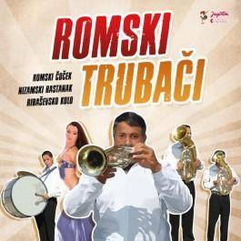 Razni Izvođači Romski Trubači CD