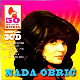 Nada Obrić 50 Originalnih Hitova CD3