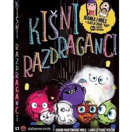 Ivanka Mrle & Lana Kišni Razdraganci KNJIGA+CD
