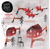 Nikki Louder Our World Died Yesterday LP+CD