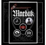 Marduk Button Badges 5 Komada BADGE