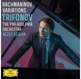 Daniil Trifonov Philadelphia Orchestra Rachmaninov Variations CD