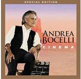 Andrea Bocelli Cinema Special Edition CD+DVD