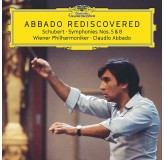 Claudio Abbado Wiener Philhamoniker Abbado Rediscovered CD