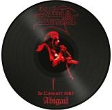 King Diamond In Concert 1987 Picture Vinyl CD