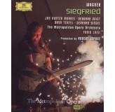 Metropolitan Opera Orchestra Luisi Wagner Siegfried BLU-RAY