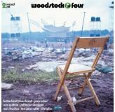 Various Artists Woodstock 50Th Anniversary Vol.4 Green & White Lp2 LP2