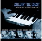 Various Artists Rockin The Spirit Piano Blues, Boogie & Spirituals CD