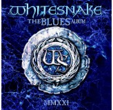 Whitesnake Blues Album Mmxxi Blue Vinyl LP2