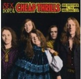 Big Brother & The Holding Company Sex, Dope & Cheap Thrills CD