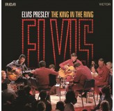 Elvis Presley The King In The Ring LP2