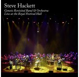 Steve Hackett Genesis Revisited Band & Orchestra Live At The Royal Festival Hall CD2+BLU-RAY