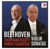 Zino Francescatti Robert Casadesus Beethoven Violin Sonatas CD7