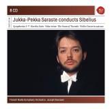 Jukka-Pekka Saraste Conducts Sibelius CD8