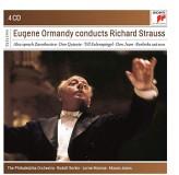 Eugene Ormandy Conducts Richard Strauss CD4