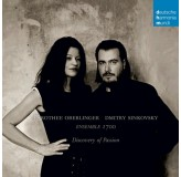 Dorothee Oberlinger Dmitry Sinkovsky Discovery Of Passion CD