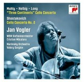 Jan Vogler Mulhy, Helbig, Long Three Continents CD