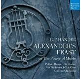 Vox Orchester & Vox Choir Handel Alexanders Feast CD2