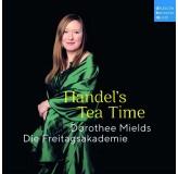 Dorothee Mields Handels Tea Time CD