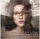 Khatia Buniatishvili Labyrinth CD