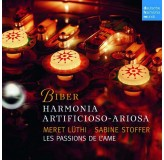 Meret Luthi Sabine Stoffer Biber Harmonia Artificioso-Ariosa CD2