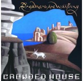 Crowded House Dreamers Are Waiting Blue Vinyl LP