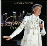 Andrea Bocelli Concerto One Night In Central Park 10Th Anniversary DVD