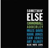 Cannonball Adderley Somethin Else Classic Vinyl Series LP
