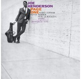 Joe Henderson Page One Classic Vinyl Series LP